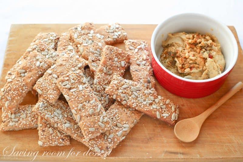Crunchy Crackers-3