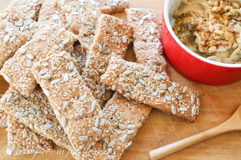 Crunchy Crackers-4