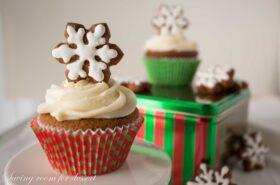 Gingerbread Cupcakes-2