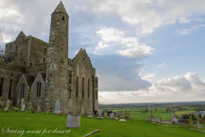 Getting dorsum to the states only inward fourth dimension for Thanksgiving made fourth dimension wing Cashel, Ireland