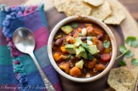 Butternut Cashew Chili-5