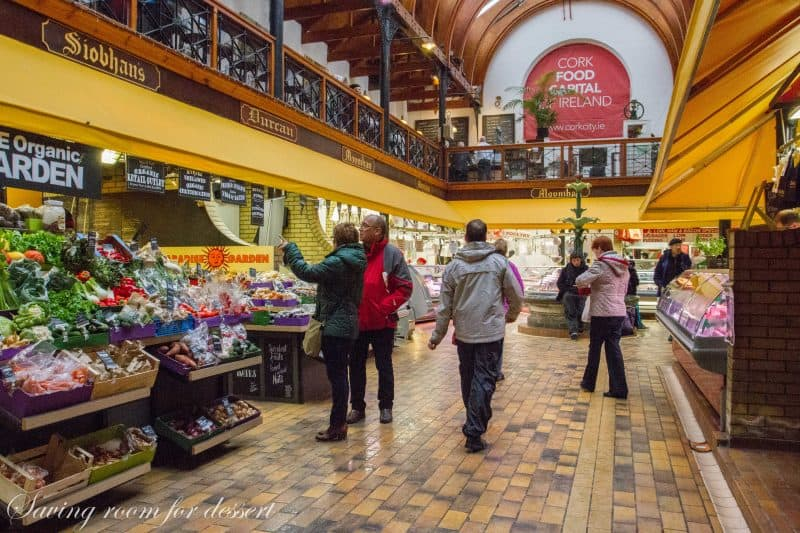 I thought you lot powerfulness relish a quick peek at our trip tothe  Cork Republic of Ireland – a see to The English linguistic communication Market
