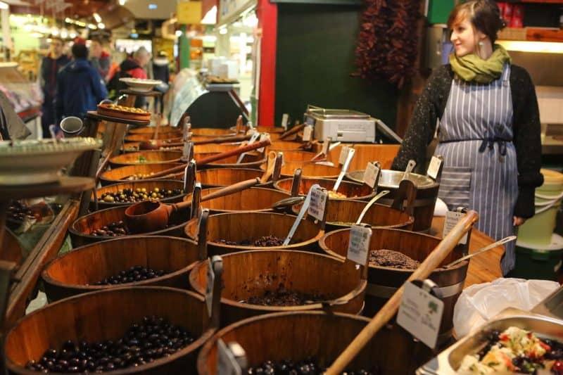 Cork Ireland - a visit to The English Market