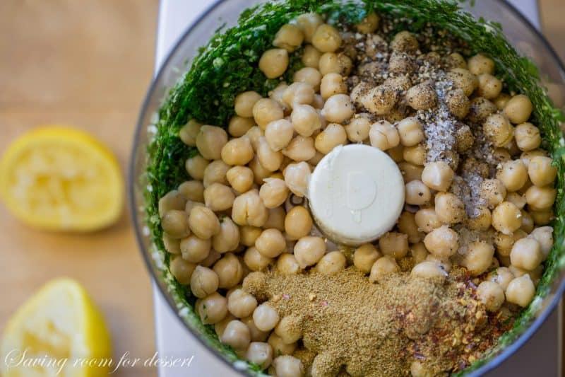 Falafels with Lentils-3
