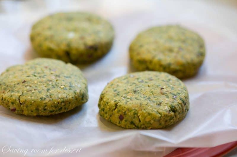 Falafels with Lentils-5