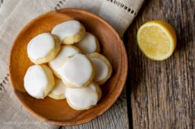 Lemon Meltaways – a delicious little cookie