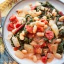 Swiss Chard White Bean Stew-4