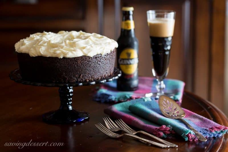 H5N1 lightly sugariness together with moist chocolate cake Guinness Chocolate Cake