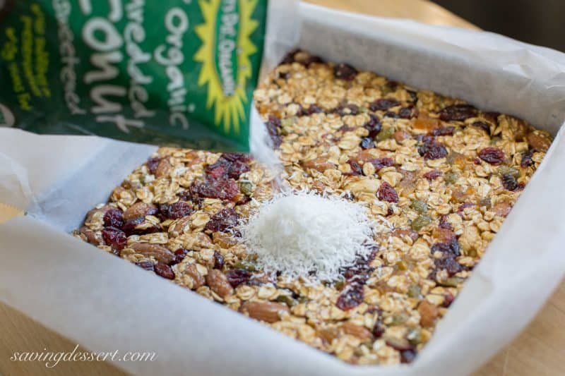 dried fruits too nuts combine for a wonderfullychewy Chewy Fruit  Nut Bars