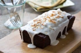 Chocolate Coconut Banana Bread-3