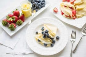 Crepes w whipped lemon curd-3