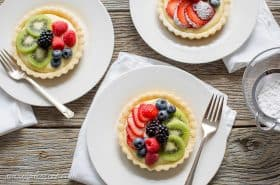 Fresh Fruit Tarts-7