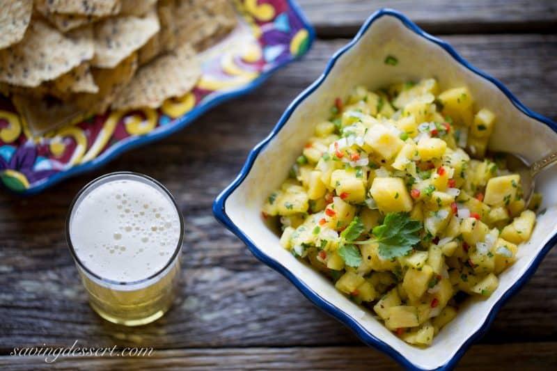 Pineapple Salsa-5