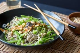 Soba Noodles Peanut Edamame-3