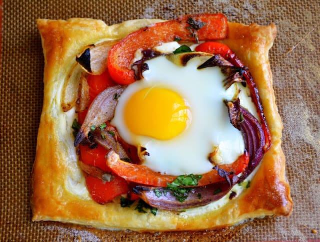 Egg Galette