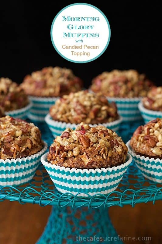 Morning-Glory-Muffins-with-Candied-Pecan-Topping-1