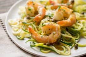 Shrimp Piccata-6