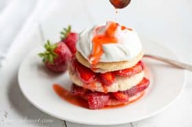 Strawberry Shortcake Scones-6