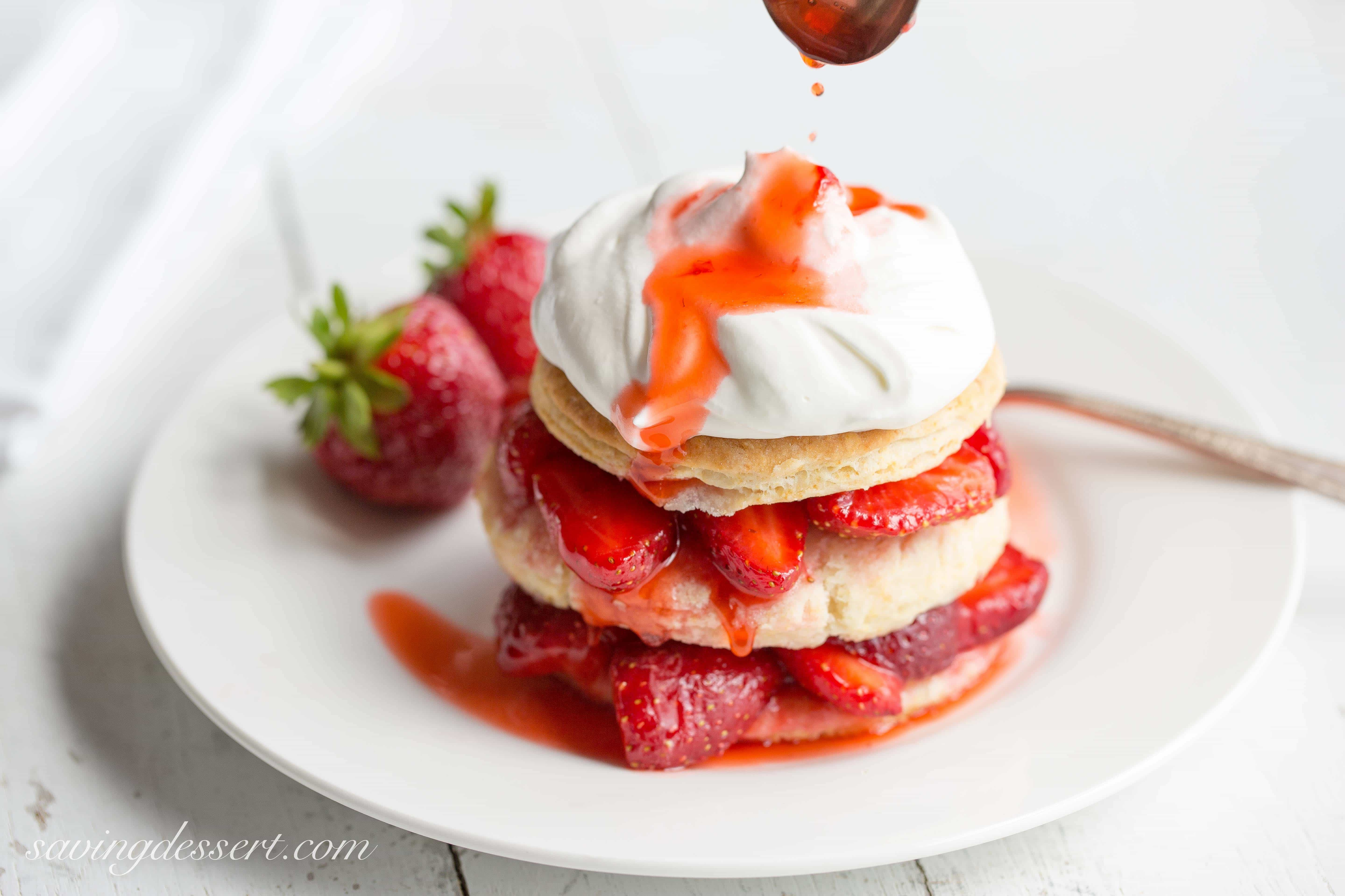 Very pity homemade deer lick strawberry syrup