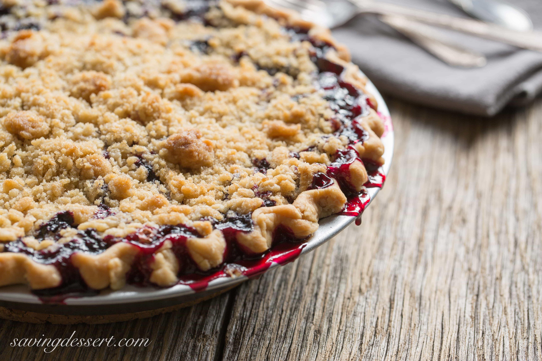 Blueberry Crumb Pie Recipe Food Network