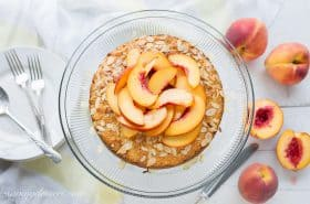 Peach Almond Shortcake-5