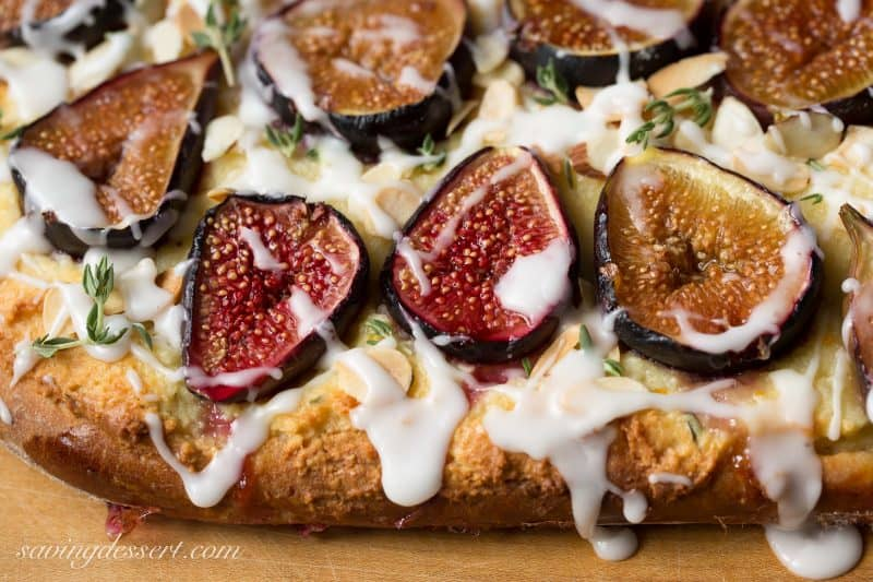 Fig & Goat Cheese Tart-4