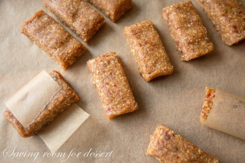 Thick together with Chewy Biscoff Almond Granola Bars Back-to-School Snacks