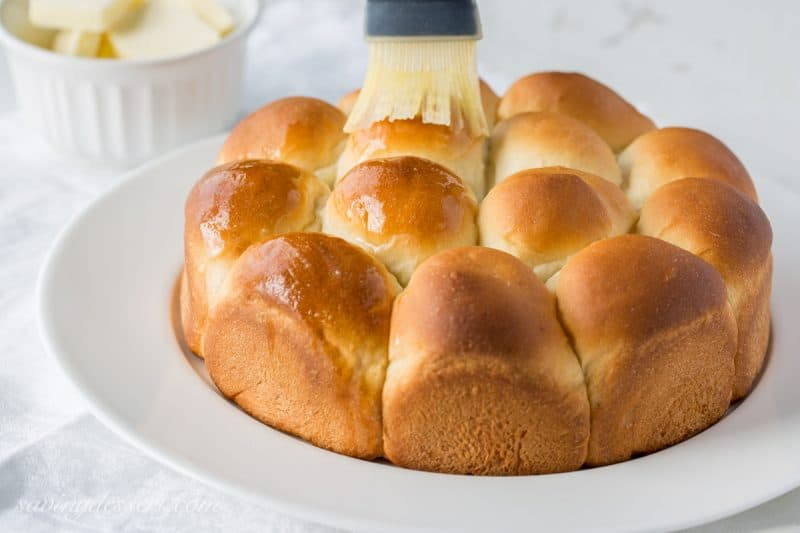 90 Minute Dinner Rolls - quick, easy and delicious!