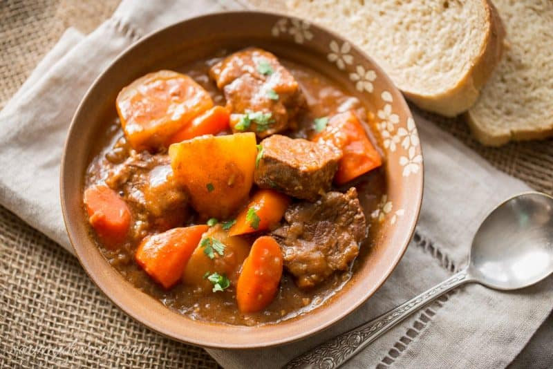 Tender Guinness Beef Stew