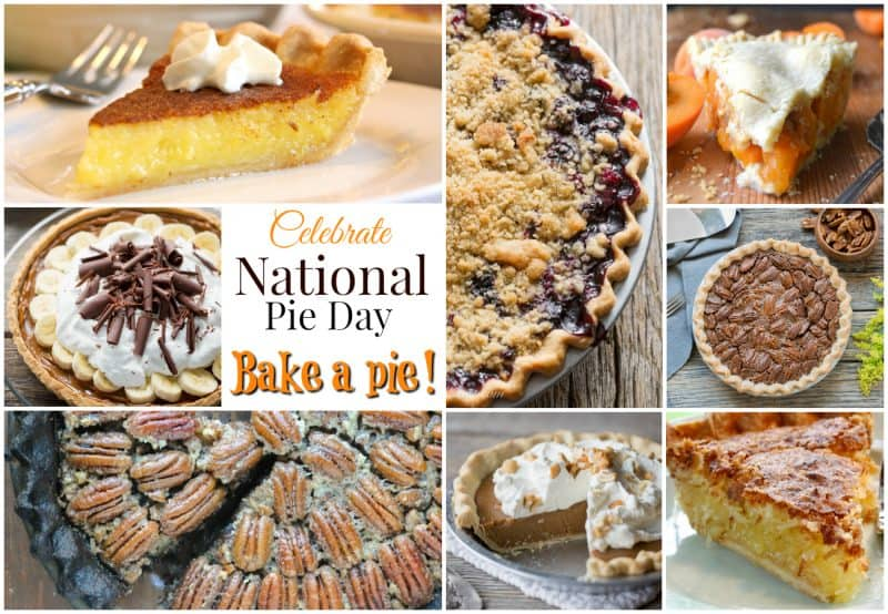 National Pie Day 2016