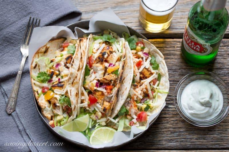 Grilled-Srirachi-Mahi-Mahi-Fish-Tacos