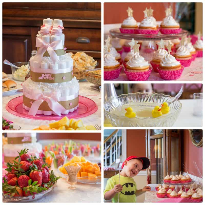 Isabelle Baby Shower March 2016