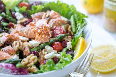 Salmon Asparagus Salad-3