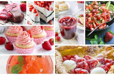 103 Strawberry Recipes