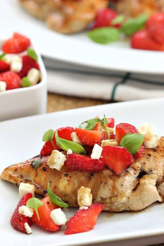 strawberry-chicken