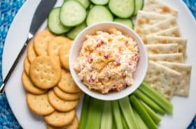 Southern-Style Pimento Cheese
