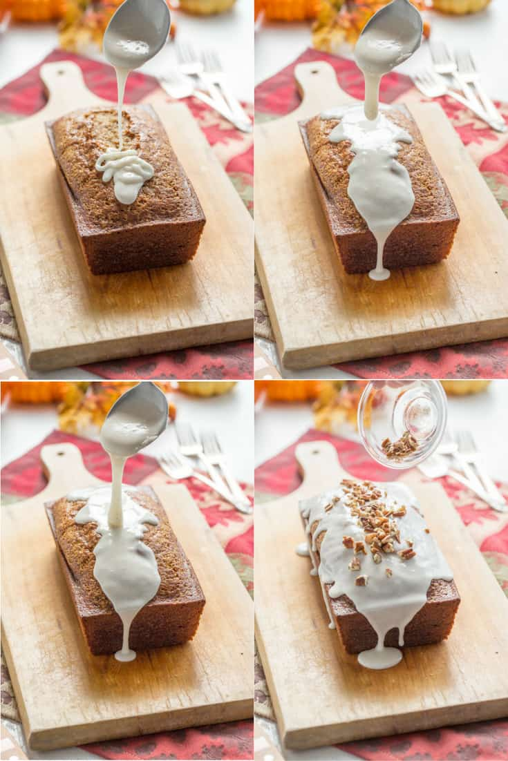 Recipes for loaf cakes