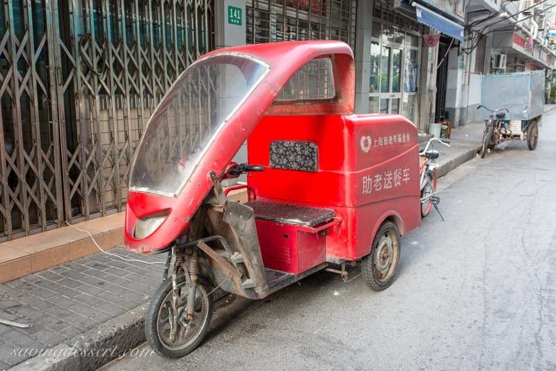 Shanghai, China www.savingdessert.com
