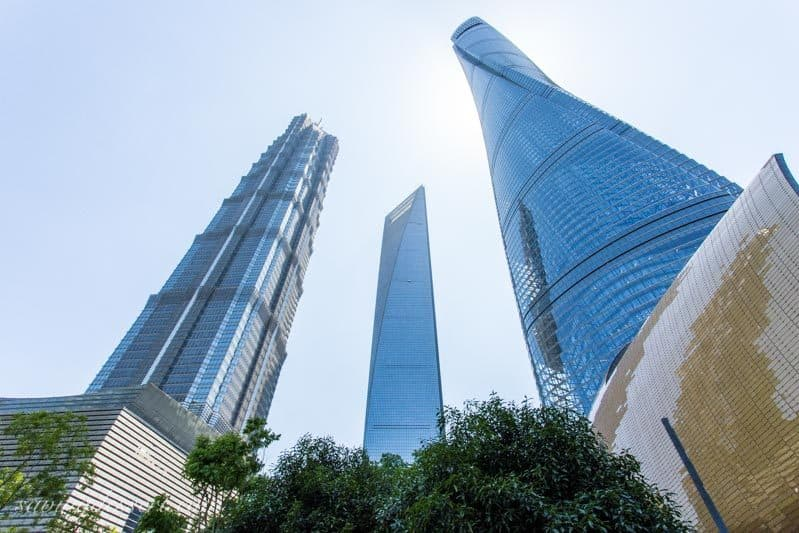 Shanghai Tower www.savingdessert.com