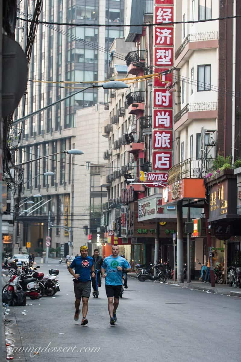 Shanghai China www.savingdessert.com