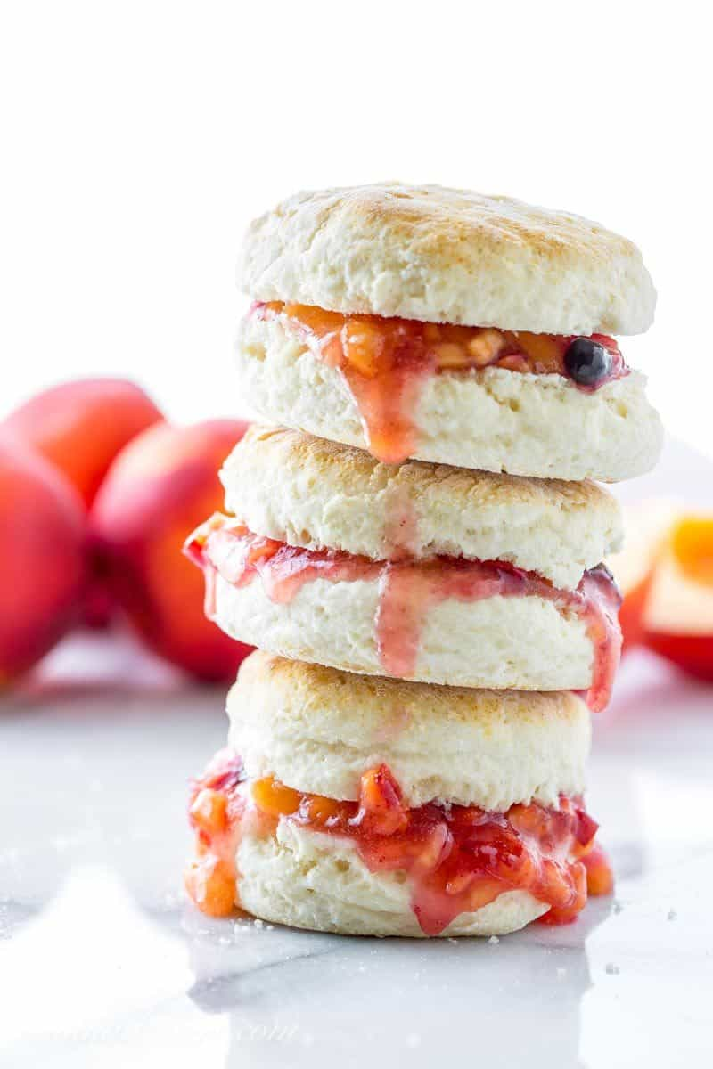 Great slathered on a biscuit or a grilled cheese sandwich Spicy Summer Tomato Jam