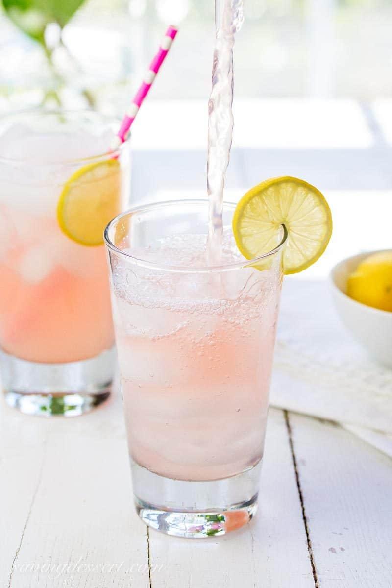 pink lemonade recipe saving room for dessert. Black Bedroom Furniture Sets. Home Design Ideas