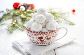 Russian Tea Cakes Cookie Recipe