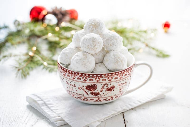 russian wedding cake cookies recipe russian tea cakes cookie recipe saving room for dessert 19476