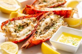 How to Make Grilled Lobster Tail