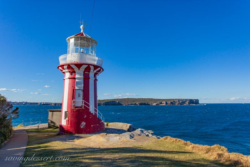Hornby Lighthouse, Watsons Bay, South Wales