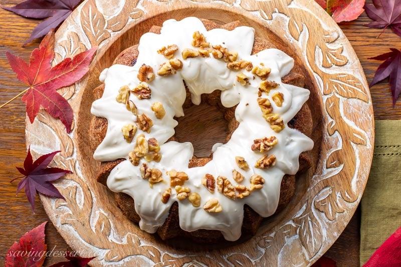 Fresh Apple Cake Recipe