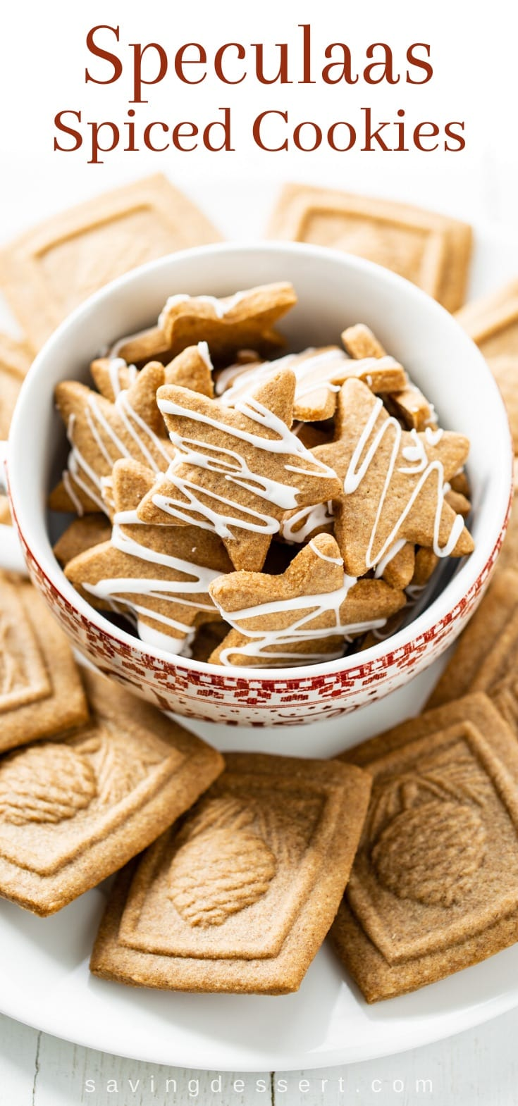 Speculaas Spiced Cookies