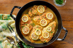Chicken Francese (Chicken French)