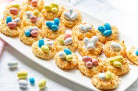 Coconut Thumbprint Cookies Recipe